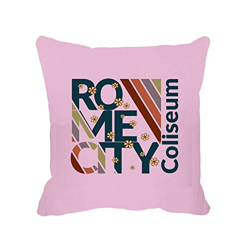 XCNGG Funda de almohadaPillow Case Cushion Throw Pillow Case Decorative Pillows Throw Pillow Case Cushion Cover Monogram Pillow Cover