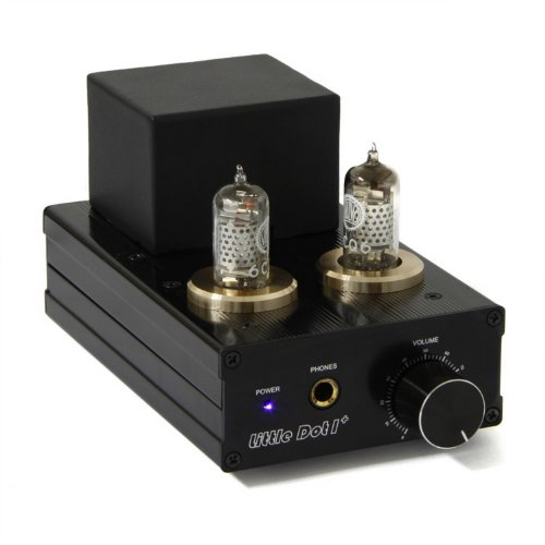 Little Dot I + 6CQ6X2Tube Upgrade Hybrid Kopfhörer Tube Verstärker -