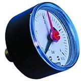 0-6 de medidor de presión - diseño de conexión