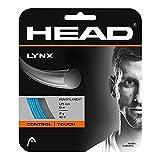 HEAD Unisex– Erwachsene Lynx Set Tennis-Saite, Blue, 17