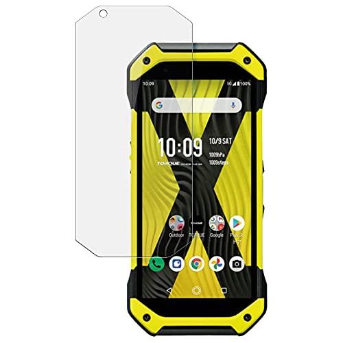 disGuard Schutzfolie für Kyocera Torque 5G [4 Stück] Entspiegelnde Bildschirmschutzfolie, MATT, Glasfolie, Panzerglas-Folie, Bildschirmschutz, Hoher Festigkeitgrad, Glasschutz, Anti-Reflex
