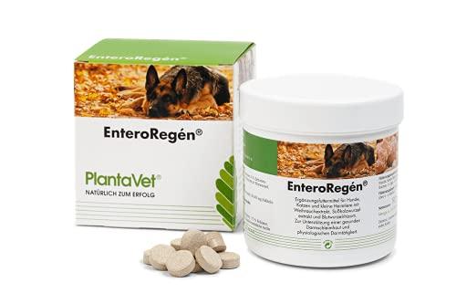 Plantavet EnteroRegén für Tiere zur Unterstützung bei Verdauungsproblemen 240 Tabletten