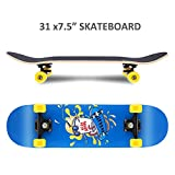 Zoom IMG-1 weskate tavola da skateboard completa