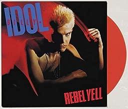 Billy Idol – Rebel Yell (Limited Edition Translucent Red Vinyl)