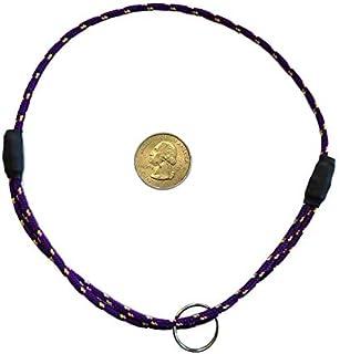 "National Leash Mountain Rope Dog ID Collar- Got Grape?- Medium (14""-20"") Ultra Lite"
