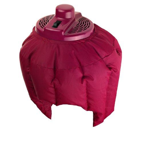Efbe Schott Casco secador de cabello, 180 W/320 W, Granate, SC LT 52