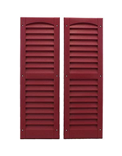 OUTDOOR PLAY AND STORAGE SHED SHUTTERS - 9