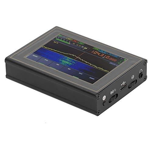 Ecualizador de receptor de radio NFM WFM práctico UHF incorporado 50KHz - 200MHz para herramientas multimedia para reproductor de música(Without antenna)