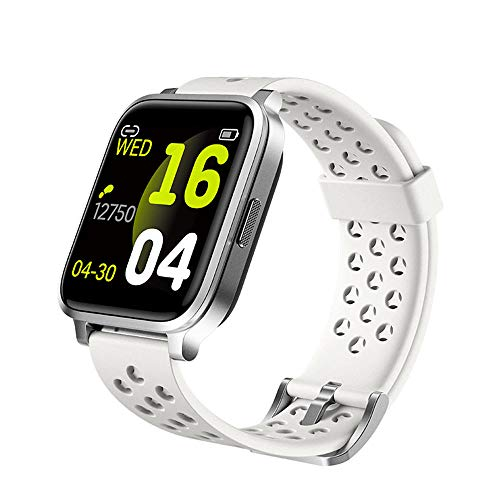 JSL Smart Watch 1.3 Inglés Color IP68 Buceo Deportes Fitness Pulsera Inteligente Sueño Monitoring-blanco