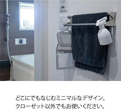 除湿剤クローゼット吊り下げ型湿気取り乾燥除湿パックハンガータイプcararinoカラリノ(10)