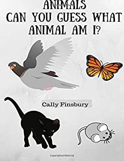 Animals: Can you guess what animal am I? (Questions and answers)