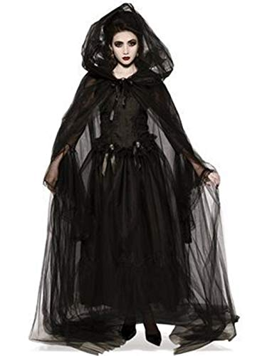 Xiaoai's winkel Ouder-kind kostuum Halloween Horror spook bruid, vampier duivel kostuum feest podium, Volwassenmodellen, XXL