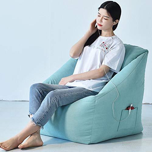 Klapstoel zitzak stoel vloerkussen ligbank bed met EPP-deeltjes goed voor je kamer in meerdere kleuren bonen zakken CJC