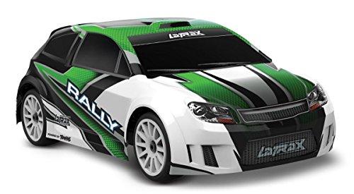 Traxxas LATRAX Rally 4X4 GRÜN RTR 1/18 Rally Racer Brushed 4WD