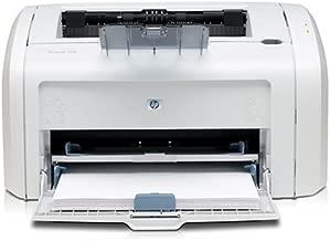 HP LaserJet 1018 Printer (CB419A#ABA) (Renewed)