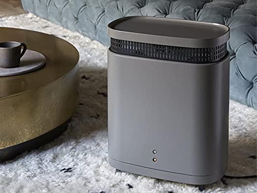 Tubes Astro - Calefactor eléctrico móvil con purificador de aire ASTRO7044