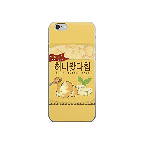 rebecc Mystic Messenger Honey Buddha CHIP Case Cover Compatible for iPhone (6/6s)