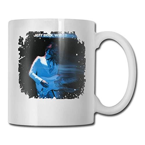 Tazas Jeff Beck Wired Diseño de alta calidad Taza de café divertida Taza de regalo para fanáticos Esposo Esposa Novia