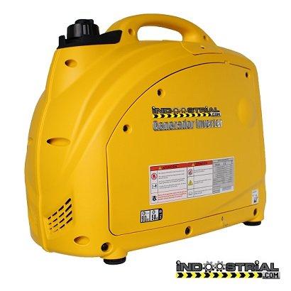 GENERADOR INVERTER INDOOSTRIAL DOOS.2X.INV | 2.000 W | Compatible con herramientas eléctricas