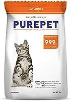 PurePet Adult(+1 year) Dry Cat Food, Mackerel, 7kg