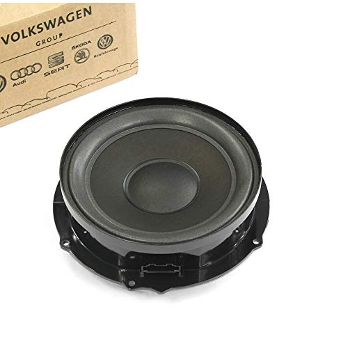 VW Volkswagen 1T0035411T Tieftonlautsprecher Vorn Passiv Lautsprecher Bass Tür