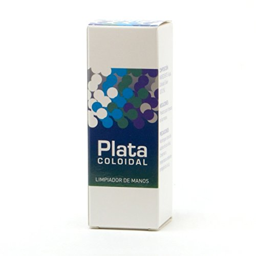 Plata Coloidal 120Ppm 50Ml. 50 Ml. de Argenol