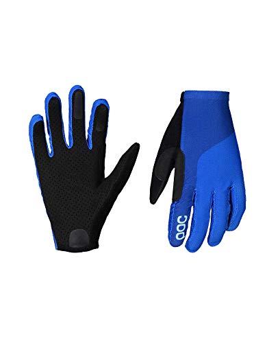 POC Essential Mesh Glove, Azurite Blue/Light Azurite Blue, L
