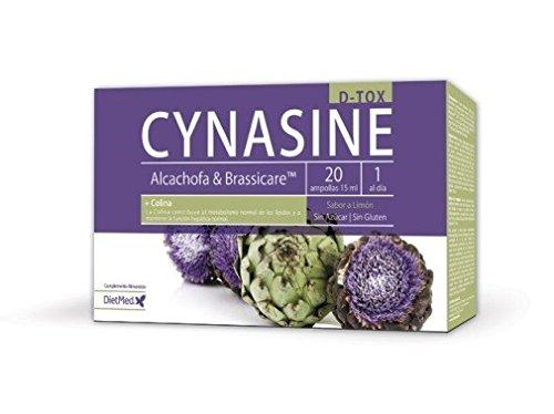 DietMed Cynasine Detox Ampollas - 20 Unidades