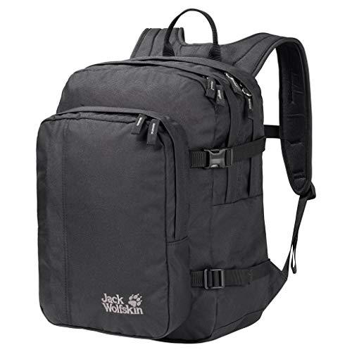 Jack Wolfskin Berkeley S Bequemer Daypack, Black, ONE Size
