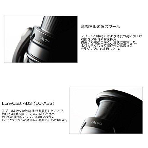 ダイワ『カルディア(LT2500S)』