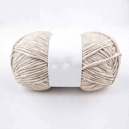 Yanxinejoy handgemaakte doe-het-zelf geweven sjaal garen, alpaca wol draad, schaakplank materiaal pakket, DIY gevlochten dikke lijn A2