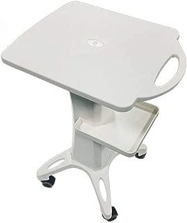 Carrito Carro Carrito móvil para Instrumentos de Equipos de Salones de Belleza, Servicio médico y Carrito de Servicio, portátil, Carga de 70 kg