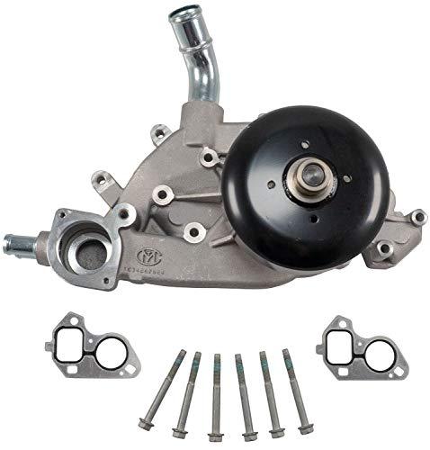 02 silverado water pump - 6