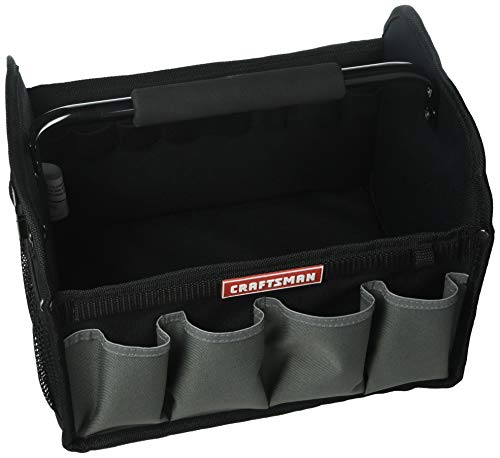 CRAFTSMAN Tool Tote, 12-Inch (937548)