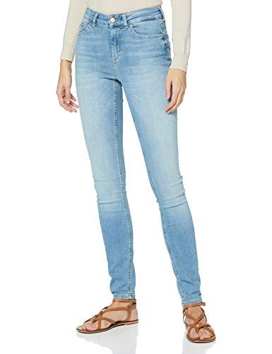 Only Onlblush Life Mid SK Inny Rea1467 Jeans, Azul Claro, 30 Medium para Mujer