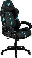 ThunderX3 BC1, silla gaming, cuero sintético, AIRTECH, altura regulable, azul