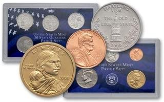 united states mint proof set 2000