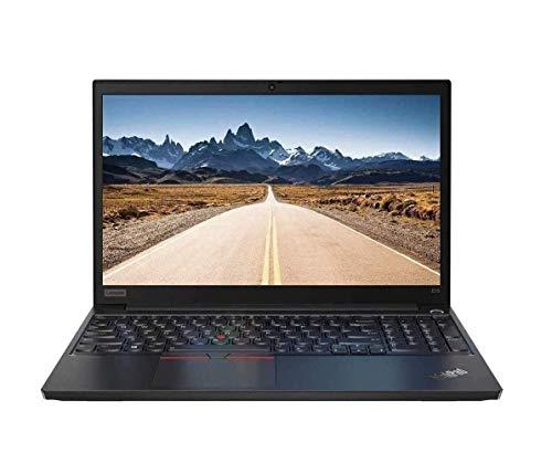 Lenovo ThinkPad E15 15.6' FHD (1920x1080) IPS Business Laptop (Intel 10th Quad Core i7-10510U, 32GB RAM, 512GB SSD+1TB HDD) Fingerprint, Type-C, HDMI, Windows 10 Pro+IST Computers 500GB (Renewed)