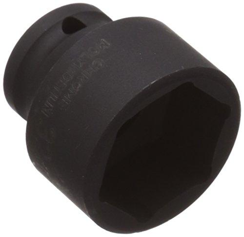 Laser 1705b Air Douille à Choc, 1/2/1,27 cm, diamètre 32 mm