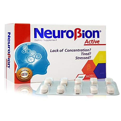 Neurobion Active 30 Tablets