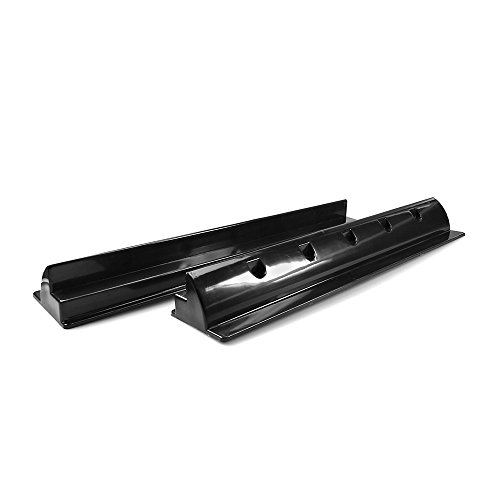 Offgridtec 55cm Spoiler Solar Dachhalterung Heavy Duty schwarz, 1 Stück, 006550, 2er SetHaltespoiler 55cm