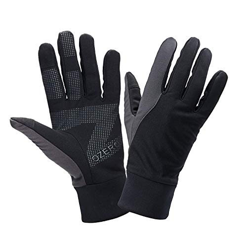 OZERO Damen Touchscreen Winterhandschuhe, Thermo Wasserdicht Handschuhe Fahrradhandschuhe Laufhandschuhe Fahrhandschuhe