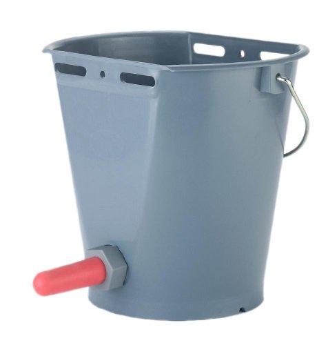 Kerbl 144 Kälberaufzucht Kälbertränkeeimer Kunststoff