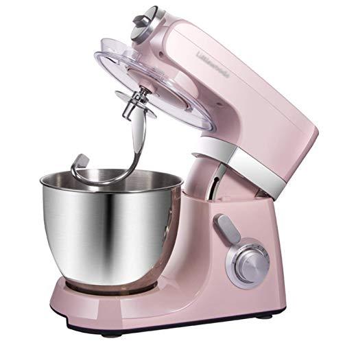 GAOLIGUO Amasadora 7L, 1500W 8 Velocidades Robot Cocina Multifuncional Mezclador de Alimentos...