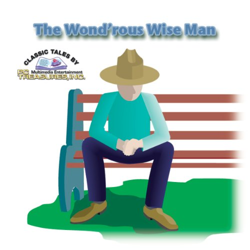 The Wond'rous Wise Man audiobook cover art