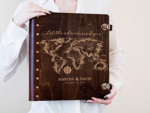 wedding album touching wedding gifts