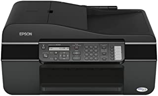 Epson NX300 All-In-One Printer Print/Copy/Scan/Fax (Black)