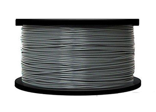 Monofilament Direct 175plagry4.5imprimante 3d Filament, précision Dimensionnelle < +/-0,05mm, 1.75mm, PLA, bobine de 4.5kg, gris