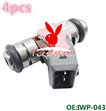 yise-C060 New 4PCs Fuel injector For VW DUCATI MOT ORCYCLES IWP043 214310004310 81176 50101002 501.010.02 IWP-043 DHL 5-9 days can be delivered
