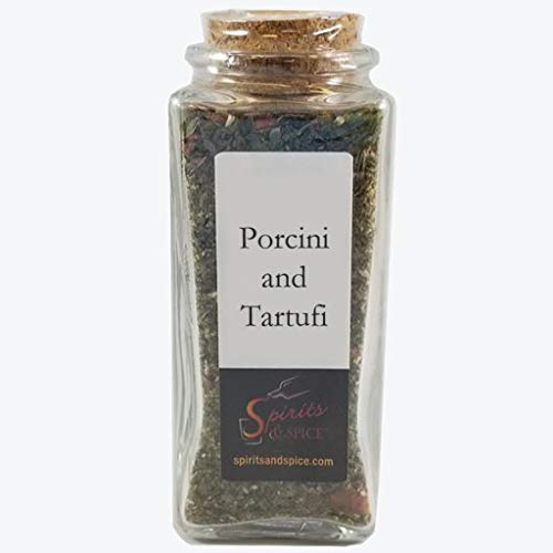 Spirits and Spice Porcini and Tartufi